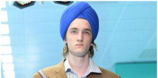 L'Indy Full Turban de Gucci, présenté lors d'un défilé