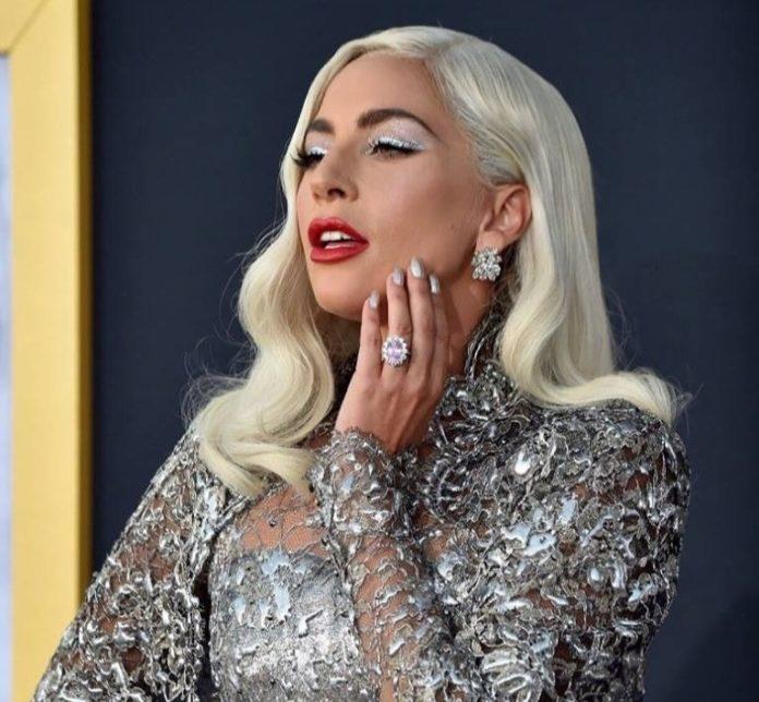 Portrait de Lady Gaga
