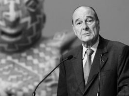Jacques Chirac, président de la Républque française de 1995 à 2007 sera honoré par le Musée du quai Branly