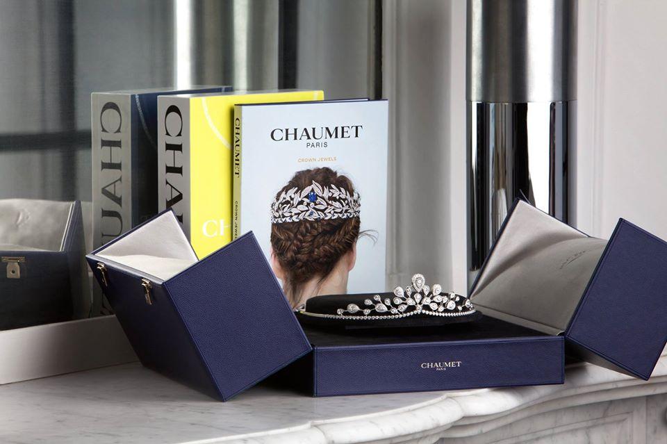 Chaumet, l'une des marques de la division Montres et Joaillerie de LVMH