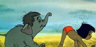 Une scène du livre de la jungle.