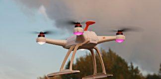Drone Royaume-Uni RObot