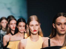 Un défilé de mode à Sydney, en Australie.