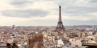 L'Arc de Triomphe de l'Etoile, Paris, France